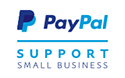 PayPal support small business icon